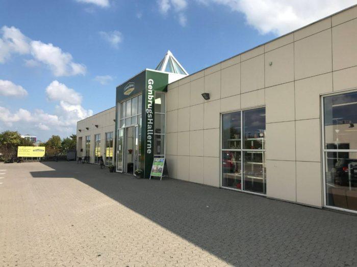Genbrugshallerne i Odense